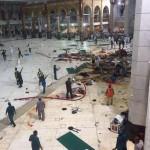 سعودی عرب : حرمِ پاک میں کرین گرنے سے سینکڑوں شہادتیں