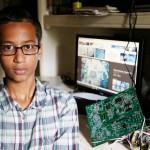 گھڑی بنانے پر مسلمان طالب علم گرفتار، امریکا شرمسار