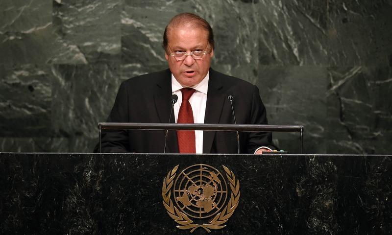مسئلہ کشمیر اقوام متحدہ کی مسلسل ناکامی ہے، وزیراعظم کا اقوام متحدہ کی جنرل اسمبلی سے خطاب