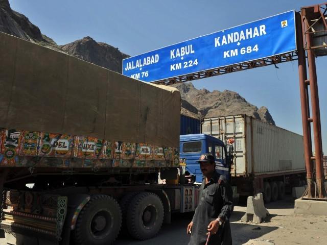 طالبان کنٹرول کے بعد پاک افغان تجارت میں 50 فیصد اضافہ