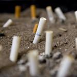 امریکا میں تمباکو نوشی کی شرح میں کمی