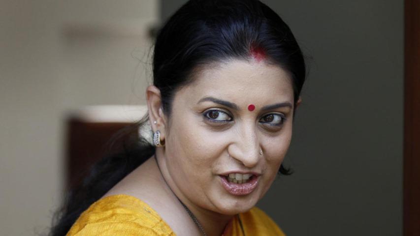 بھارت کی مرکزی وزیر تعلیم، ہندو تعصب میں حد سے بڑھ گئیں