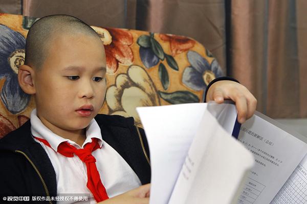'چین کا آئن اسٹائن'، عقلمند بچے نے نئی بحث کو جنم دے دیا