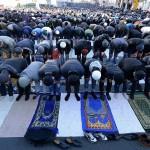 شام کی صورتحال، روس کے مسلمان منقسم