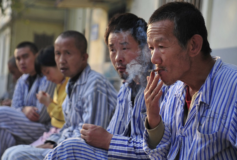 43 لاکھ چینی باشندے سخت ذہنی مریض