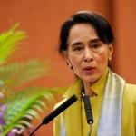 میانمار ۔۔۔حکمران جماعت کو شکست ، آنگ سانگ کی حکومت قائم ہونے کے اشارے
