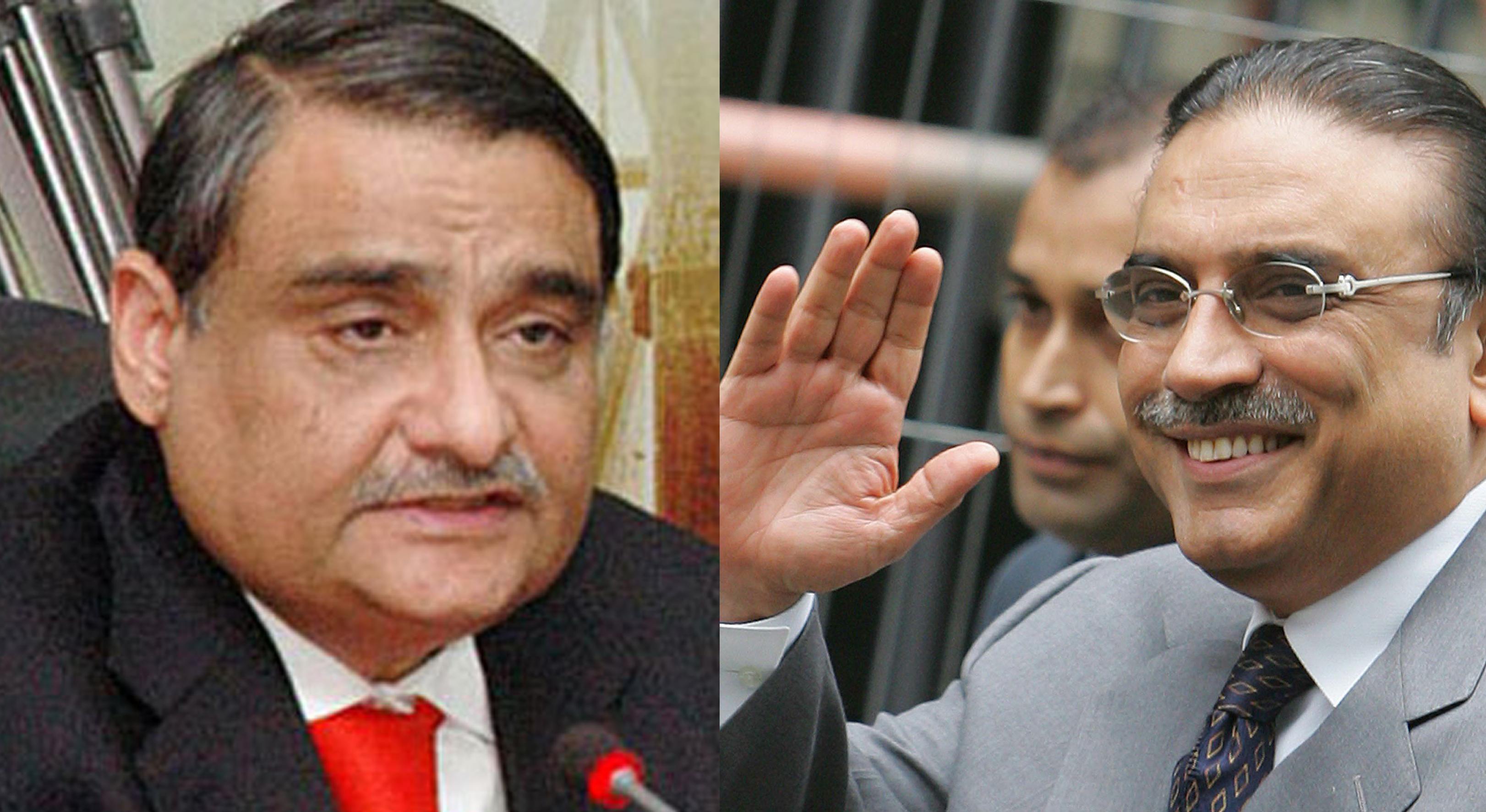 ڈاکٹر عاصم حسین نیب کے حوالے: زمینوں پر قبضےاور منی لانڈرنگ کے الزامات کے تحت مقدمہ درج