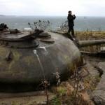 مشرقی جزائر پر فوجی کمپاؤنڈز کی تیاری، روس-جاپان تعلقات کشیدہ
