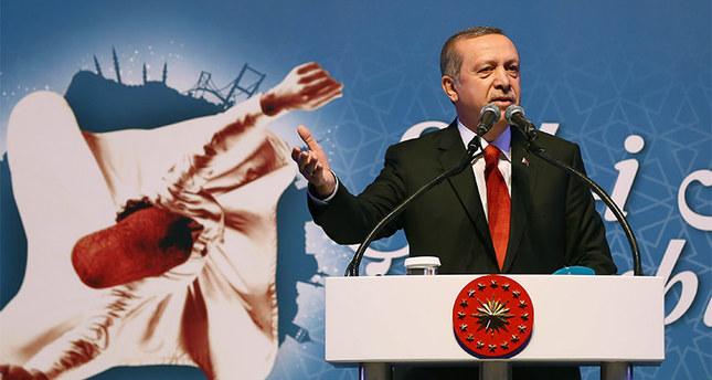 داعش کے نام پر معصوم مسلمانوں کا خون بہایا جا رہا ہے: طیب اردوغان