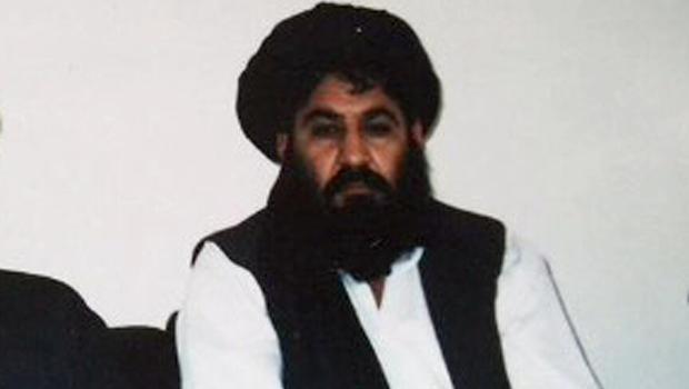 افغان طالبان کے سربراہ ملااختر منصور کسی حملے میں زخمی نہیں ہوئے