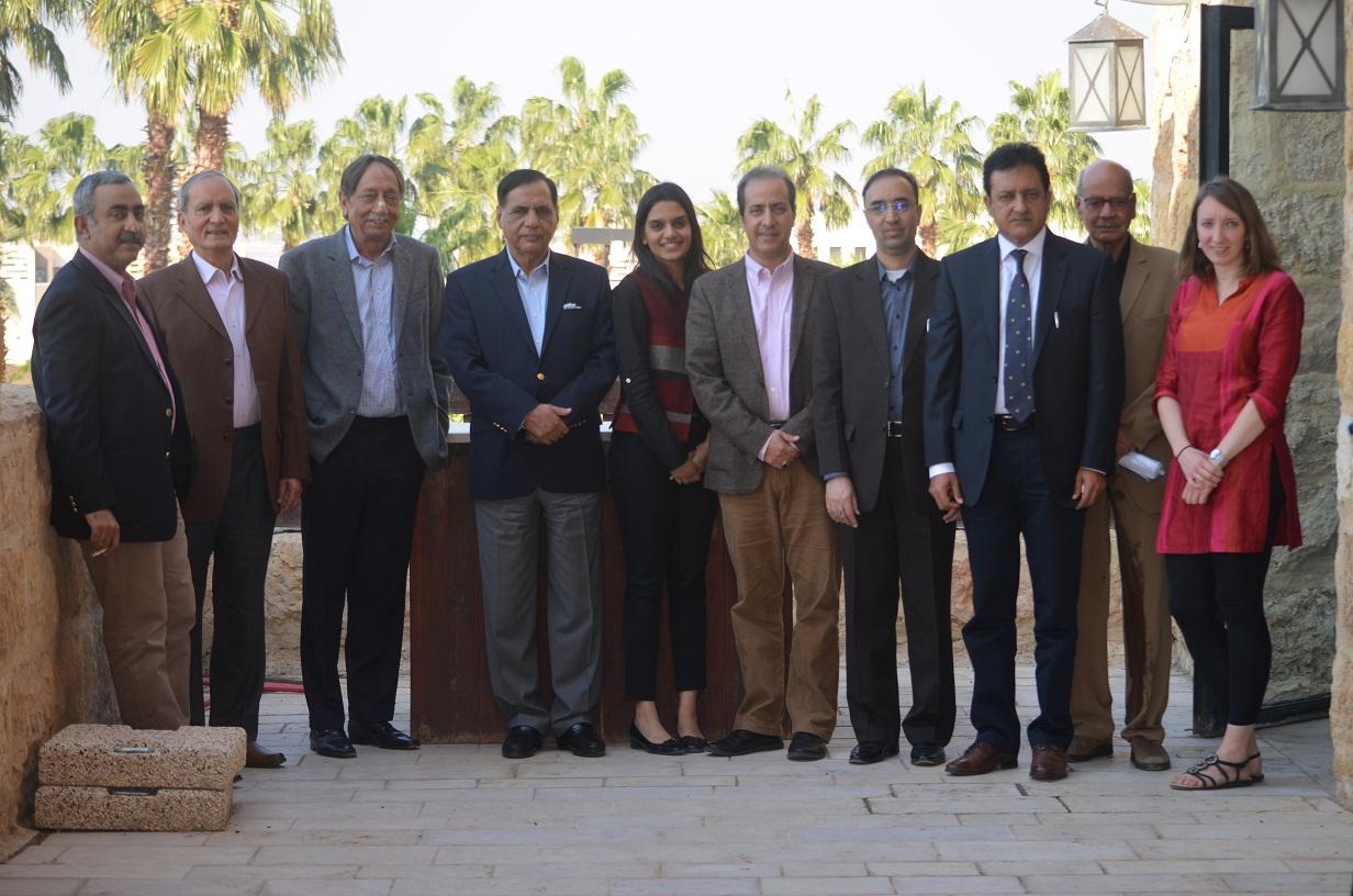 اردن میں کشمیر پر سہ روزہ کانفرنس کا انعقاد، پاک بھارت مذاکرات کی مختلف تجاویز پر غور