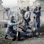 پہلی جنگِ عظیم کی نایاب رنگین تصاویر