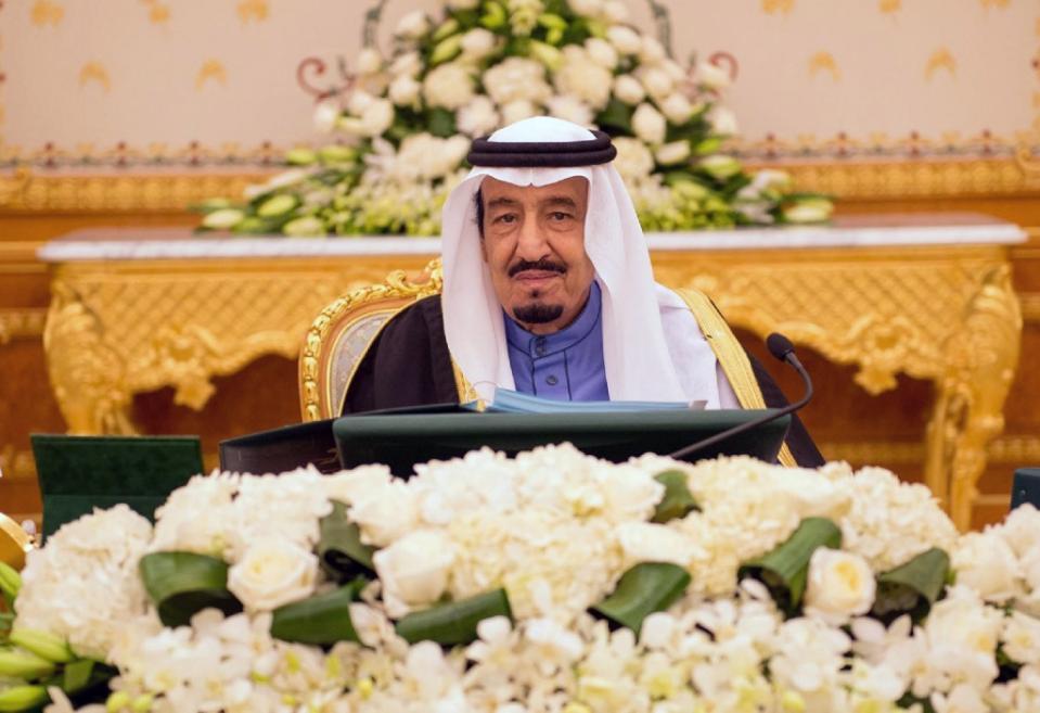سعودی شاہ سلمان بن عبد العزیز کا پہلا سال