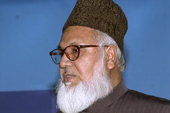 بنگلہ دیش، امیر جماعت اسلامی کی سزائے موت برقرار رکھنے کا فیصلہ