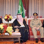 سعودی-ایران میں کشیدگی: پاکستان کے مصالحتی مشن کی سعودی قیادت سے ملاقاتیں