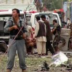 غزنی شہر کے قریب سڑک کے کنارے نصب ایک بم دھماکے میں تین امریکی فوجی ہلاک ٗ تین ز خمی