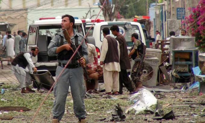 افغانستان: پاکستانی قونصل خانے پر حملہ ۔6 افراد ہلاک