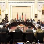 افغان حکومت اور طالبان مذاکرات رواں ماہ کے اختتام پر متوقع، چار ملکی بیٹھک کا اعلامیہ جاری