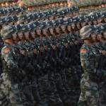 چین کا نیا دفاعی بجٹ، صرف ساڑھے 7 فیصد کا اضافہ