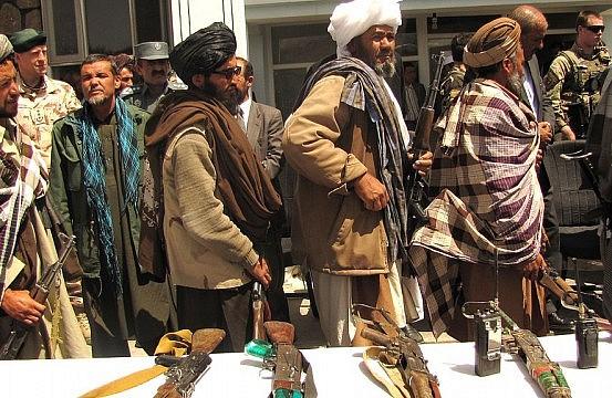 افغان طالبان کا امن مذاکرات میں شرکت سے صاف انکار