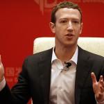 مارک زکر برگ کا فیس بک کی چیئرمین شپ چھوڑنے سے انکار