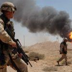 نصف عراقی امریکا کو لٹیرا سمجھتے ہیں