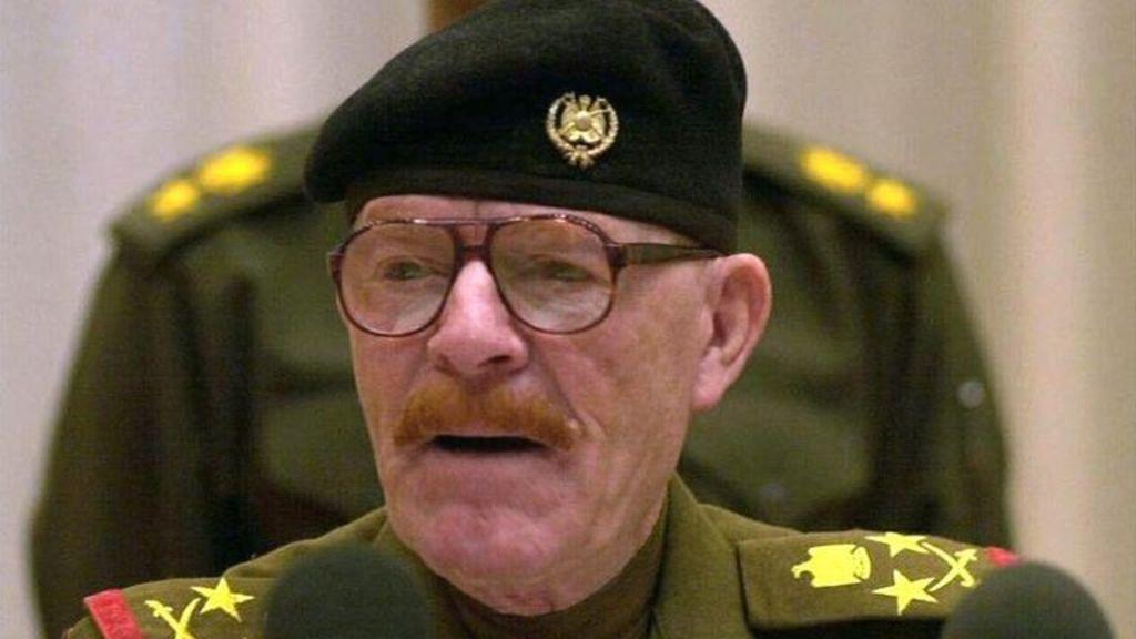 صدام حسین کے نائب کی ویڈیو سامنے آگئی! ایران کے خلاف صف آرا ہونے کی اپیل