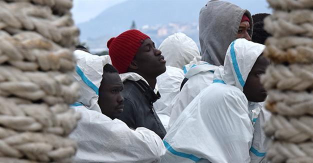 بحیرۂ روم میں کشتی ڈوبنے سے 500 افراد مارے گئے