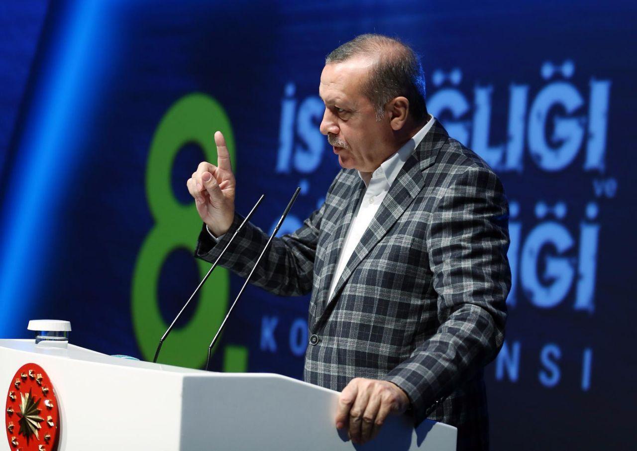 یورپ دہشت گردوں کی محفوظ پناہ گاہ بن چکا ہے: طیب اردوغان