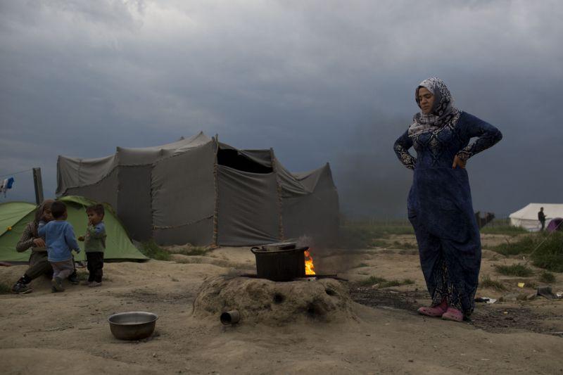 تنازعات اور قدرتی آفات، دنیا بھر میں 27.8 ملین افراد دربدر