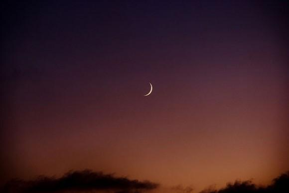 سعودی عرب میں چاند نظر آگیا!