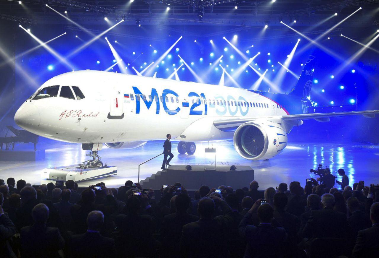 روس نے جدید مسافر طیاروں کی دنیا میں قدم رکھ دیا