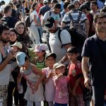 مہاجرین کی تعداد سب حدوں کو پار کرگئی