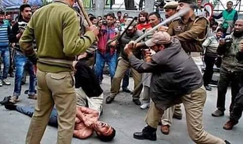 مقبوضہ کشمیر'بھارت نے25سال میں96ہزارکشمیری شہیدکیے