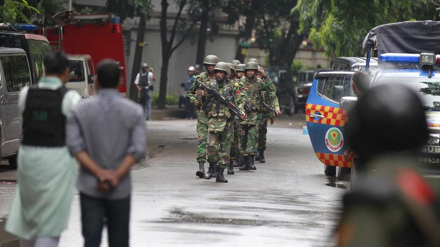 بنگلہ دیش: ریسٹورنٹ حملے میں نشانہ غیر ملکی تھے!
