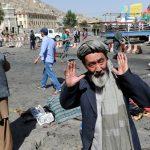 کابل میں مظاہرے کے دوران دھماکا، 61 ہلاک، 207 زخمی