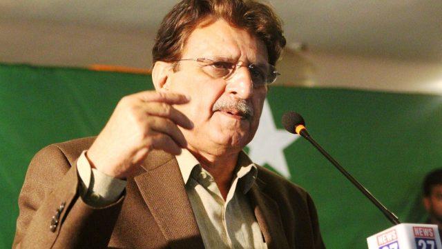 راجا فاروق حیدر آزاد کشمیر کے نئے وزیراعظم منتخب ہو گئے!