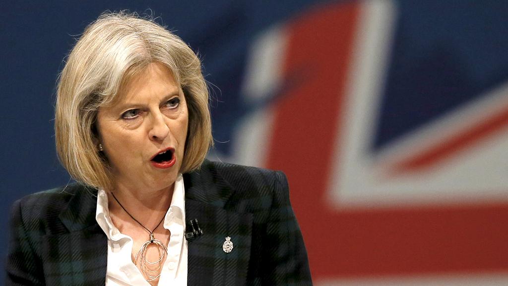 تھریسا مے آج برطانیہ کی نئی وزیر اعظم بنیں گی