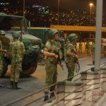 ترکی میں ایک فوجی گروپ کی طرف سے اقتدار پر قبضہ ! مارشل لاء کے نفاذ اور کرفیو کااعلان