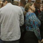 لندن، زیر زمین ریل گاڑیوں میں جنسی حملوں میں 41 فیصد اضافہ