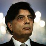 چودھری نثار پھر ناراض! آخر وفاقی وزیرداخلہ کے ساتھ مسئلہ کیا ہے؟
