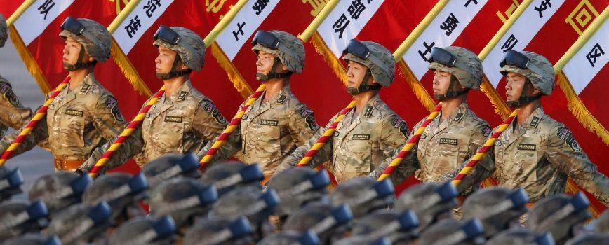 چینی وزیر دفاع نے عوام کو تیسری عالمی جنگ سے خبردار کردیا