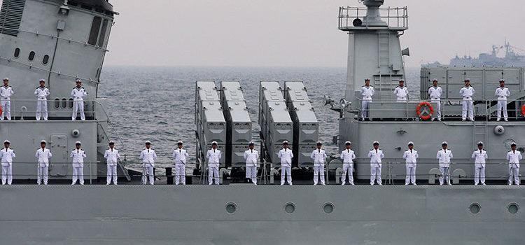 بحیرۂ جاپان میں چین کی مشقیں، ماحول مزید کشیدہ