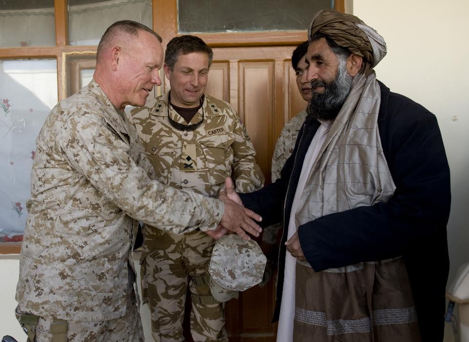 افغانستان میں پاک-بھارت پراکسی جنگ، امریکا بھارت کے شانہ بشانہ