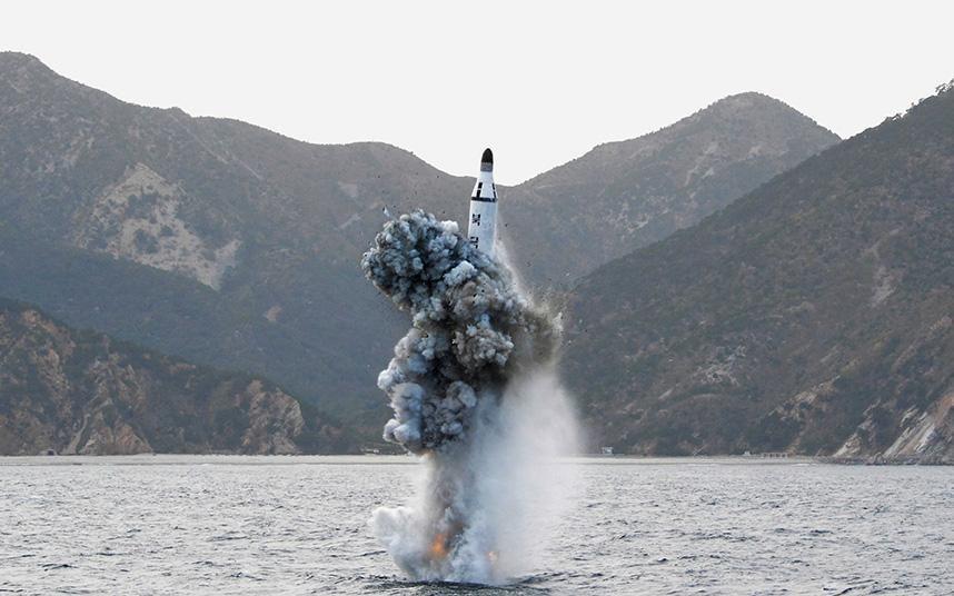 شمالی کوریا جنگی اشعال نہ پھیلائے، جاپان کی تنبیہ