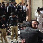 کوئٹہ لہو لہو، سول ہسپتال میں دھماکا، 97 جاں بحق