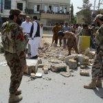 کوئٹہ میں پھر دھماکا: زرغون روڈ پر دھماکے میں 14 افراد زخمی