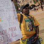 منڈیلا کی جماعت کا سیاسی مستقبل خطرے میں