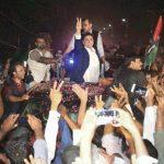 بلاول بھٹو کا دورہ ملیر، محروم کراچی کے لیے نعرے لگا کر چلے گئے
