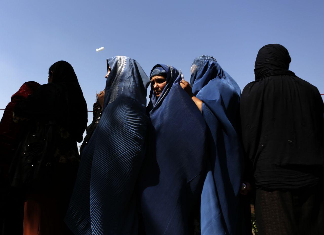 داعش نے برقعے اور نقاب پر پابندی لگا دی